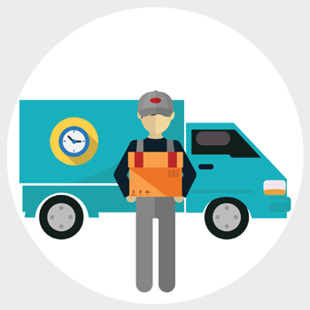 Delivery-on-time-by-Dry-cleaning-software