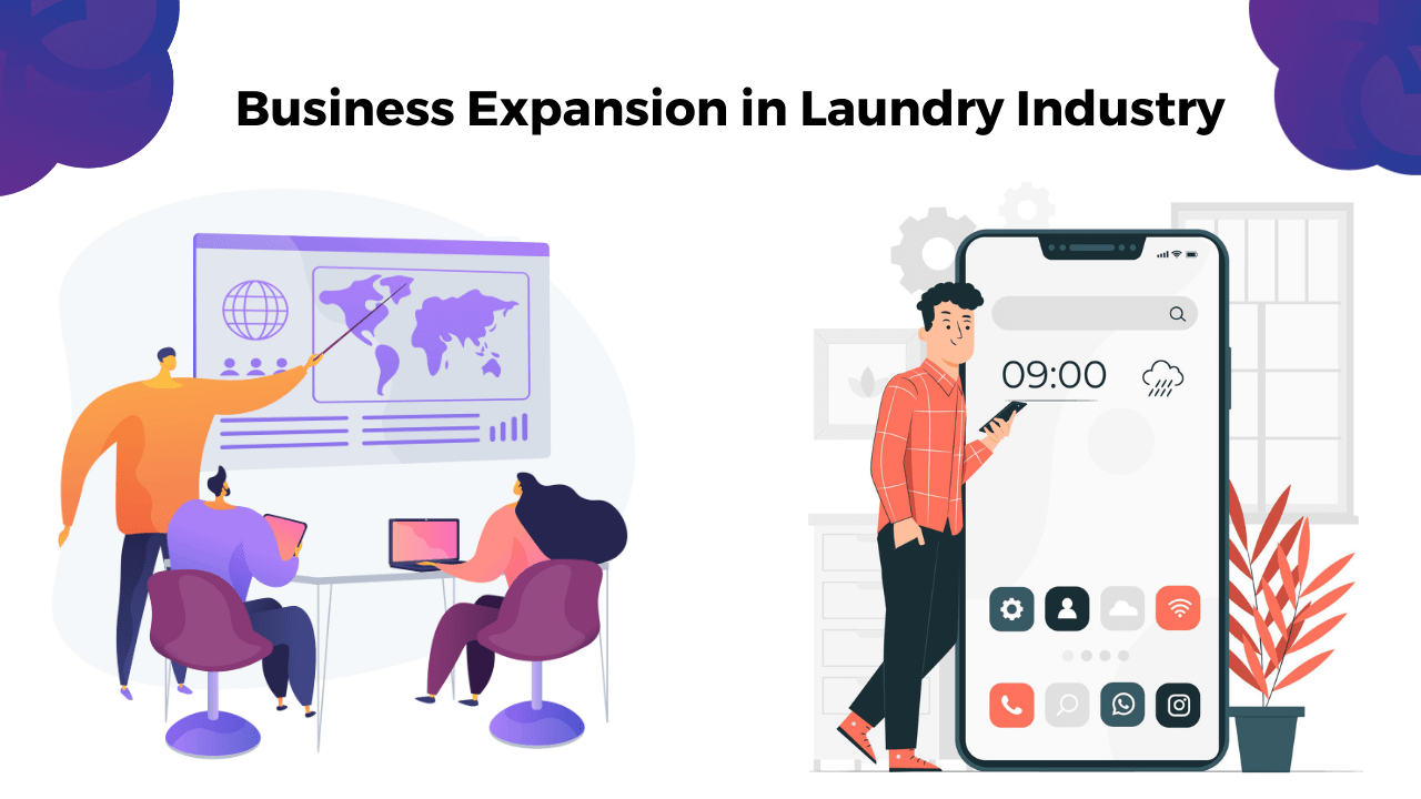 Business Expansion in Laundry Industry